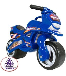 Injusa Motorbike Tundra Loopmotor