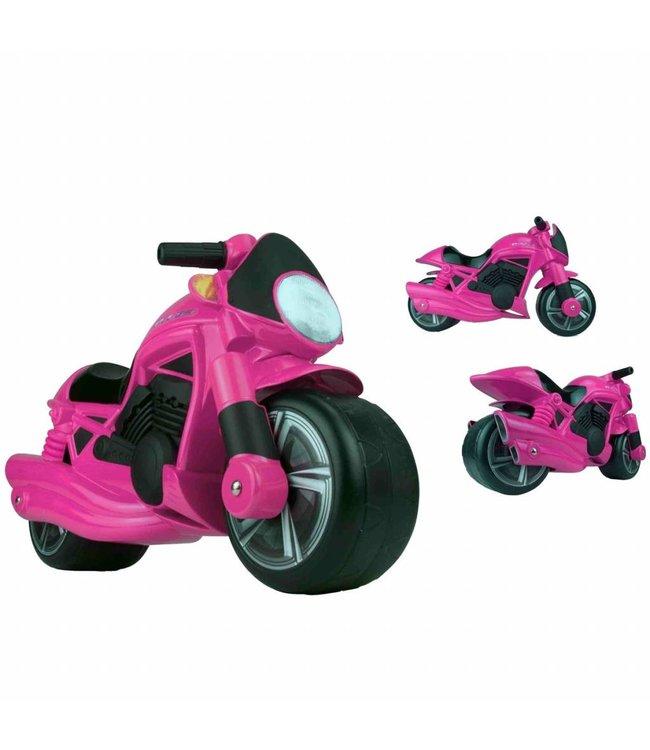 Injusa Injusa Wheeler Loopmotor Pink 1,5+ jaar