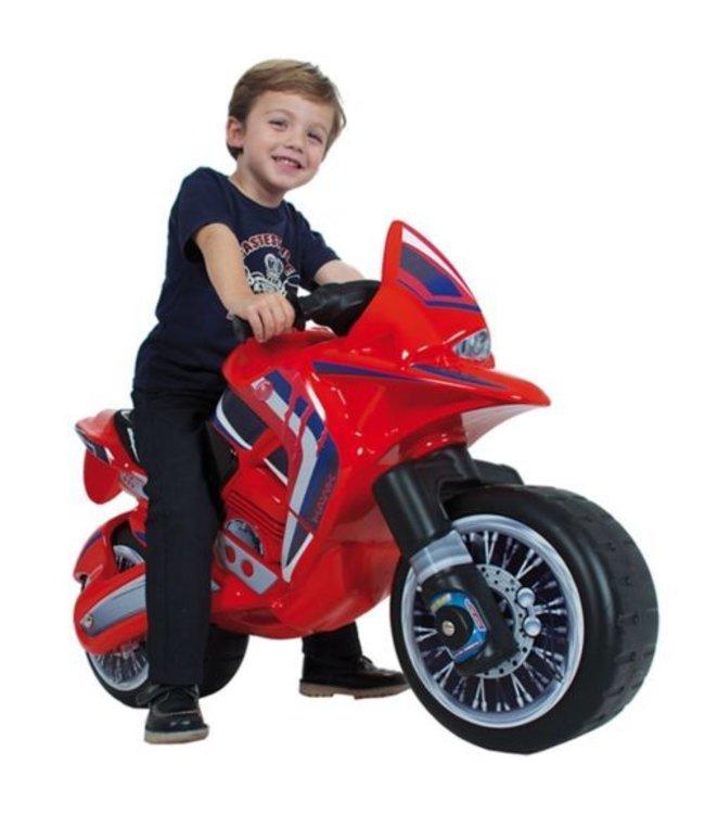 Injusa Injusa Motorbike Hawk Ride-On Motor Assorti