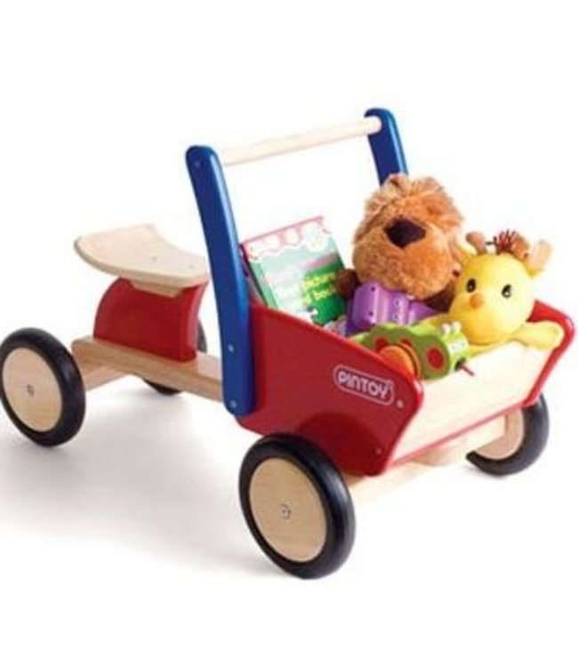 Pintoy Pintoy Houten Bakfiets