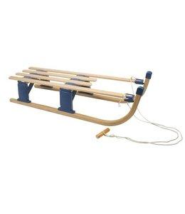 Nijdam Nijdam 0290 Opvouwbare Slee Hout / Kunststof 110cm