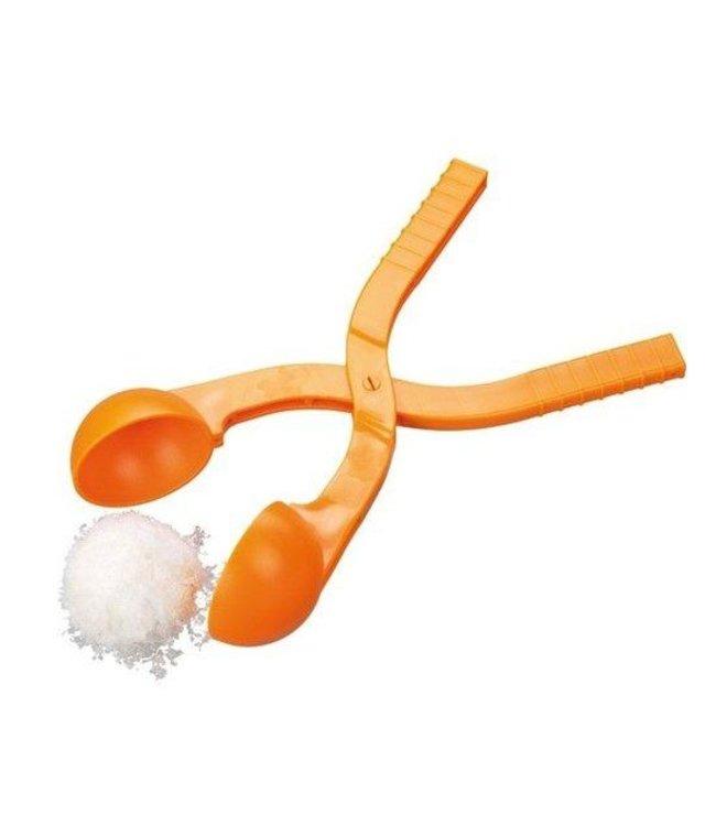 Basic Sneeuwbal Maker Oranje