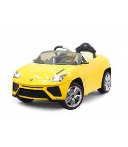 Jamara Jamara Lamborghini  6V elektrische auto voor kinderen + Afstandsbediening 6V Geel