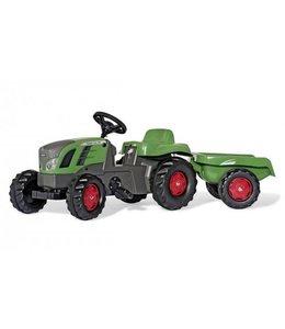 RollyKid Fendt 516 Vario Tractor + Aanhanger