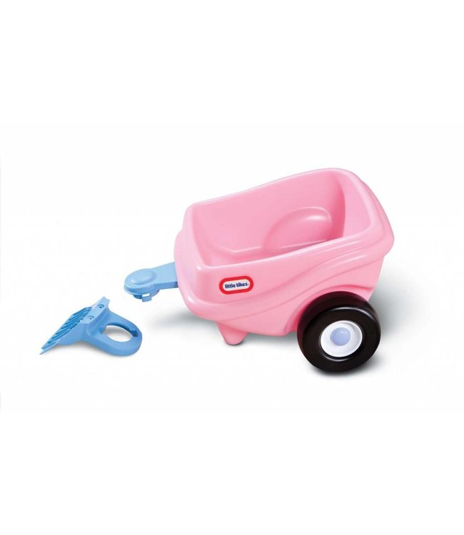 Little Tikes Roze Cozy Coupe aanhanger