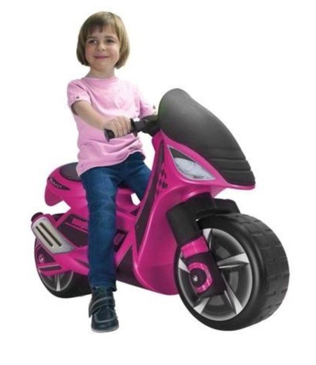 Injusa Injusa Scooter Naughty Roze 3+