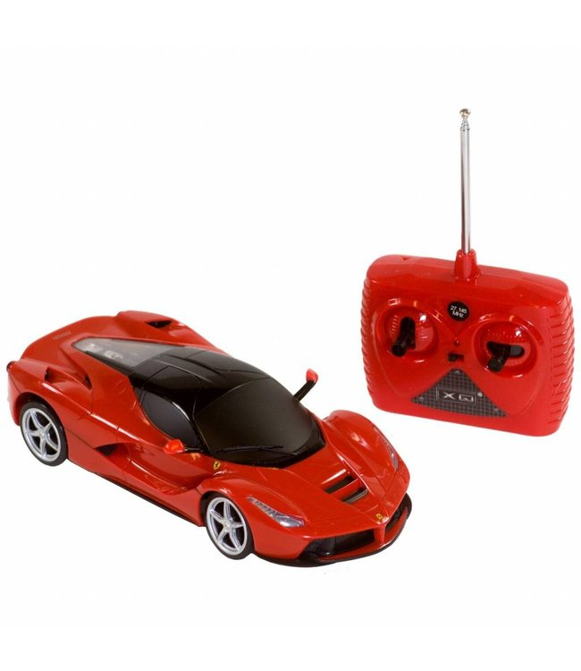 Basic RC XQ Ferrari F2012 1:24