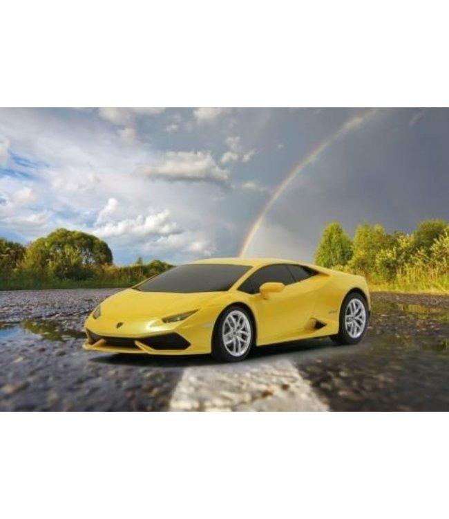 Jamara Jamara RC Lamborghini Huracán 40 MHz RTR + Lights 1:14 Yellow