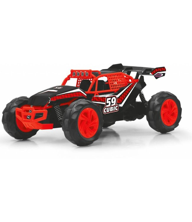 Jamara Jamara RC Cubic Desert Buggy RTR 2.4 Ghz 1:14 Rood