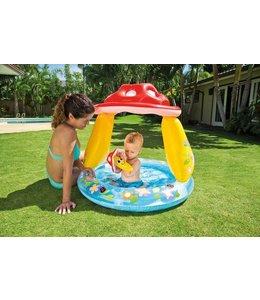 Intex Intex Paddestoel Baby Zwembad 102x89cm