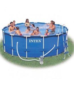 Intex Intex 28234GS Frame Zwembad Complete Set 457x107cm