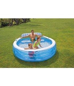 Intex Intex 57190NP Lounge Pool 224x216x76cm