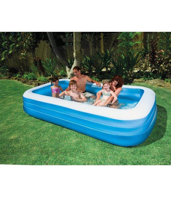 Intex Intex 58484NP Family Pool Zwembad 305x183x56cm