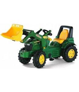 Rolly Toys 710027 RollyFarmtrac John Deere 7930 Tractor met Lader