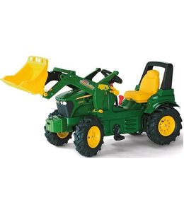 Rolly Toys Rolly Toys 710126 RollyFarmtrac John Deere 7930 Tractor met Lader en Luchtbanden