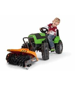 Rolly Toys Rolly Toys 409723 RollySweepy Oranje