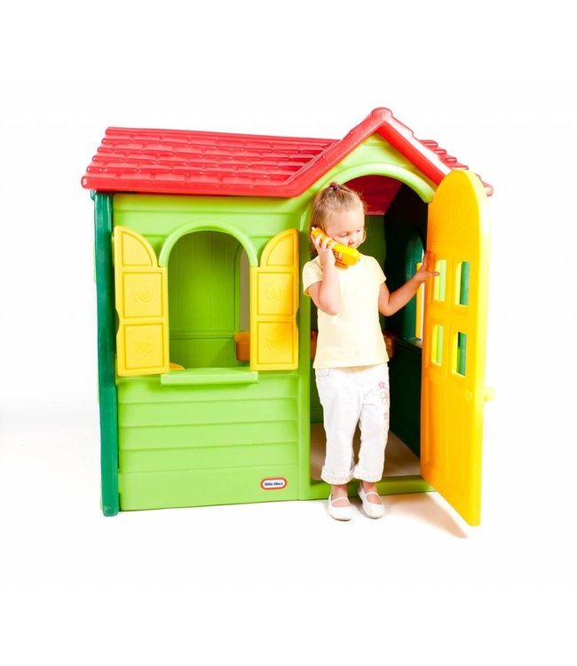 Little Tikes Little Tikes Country Cottage Evergreen Speelhuis