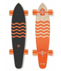 Street Surfing Street Surfing Kicktail Blown Longboard