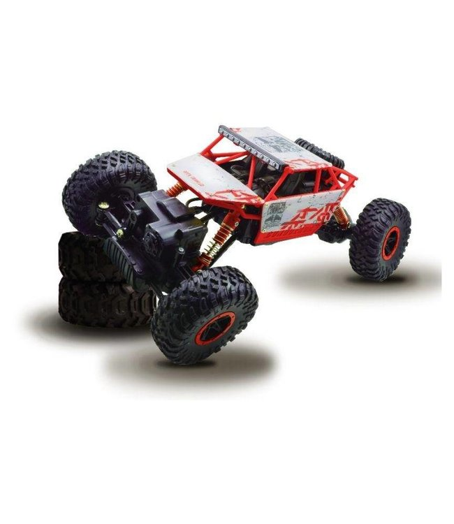 Basic Rock Crawler Rally 4WD RC Auto