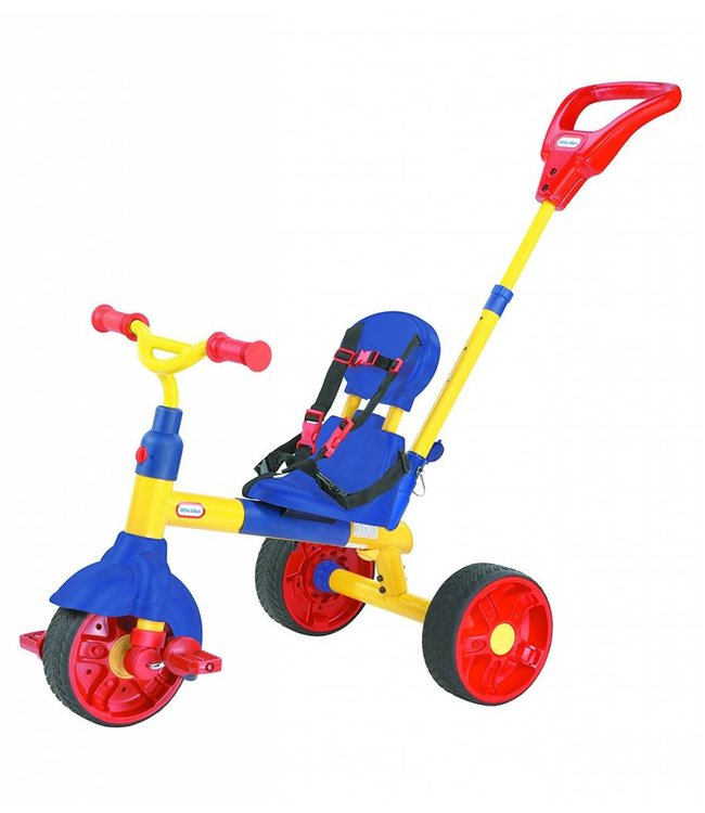 Little Tikes Little Tikes Learn to Pedal 3in1 Driewieler