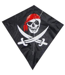 Alert Alert Vlieger Piraat 82x88 cm Enkel Draad