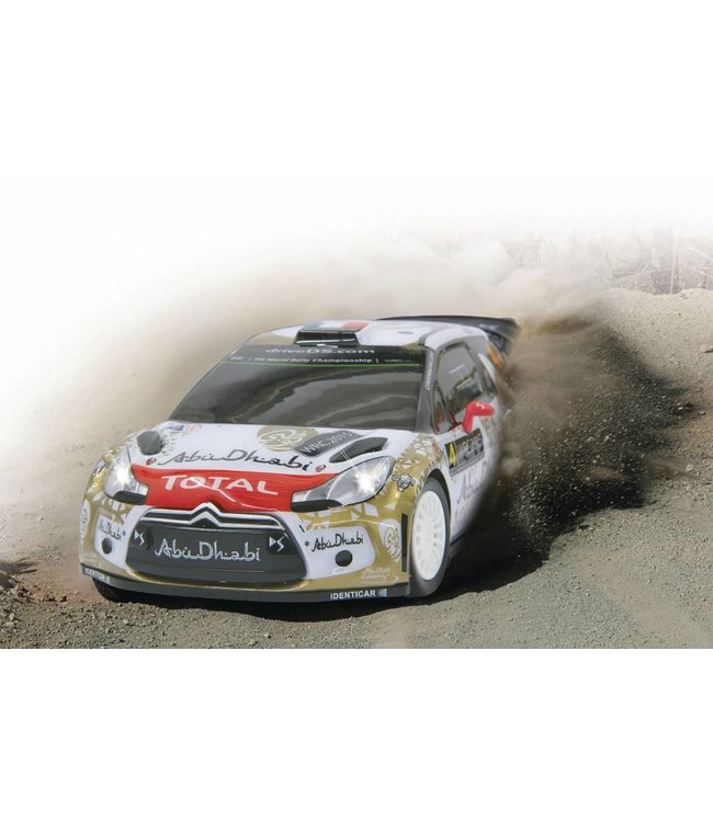 Jamara Jamara JAM-405087 R/c Car Citroen Ds3 Wrc Rtr / With Lights 1:16 Wit