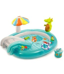 Intex Intex Krokodil Water Play Center 203x173x89 cm