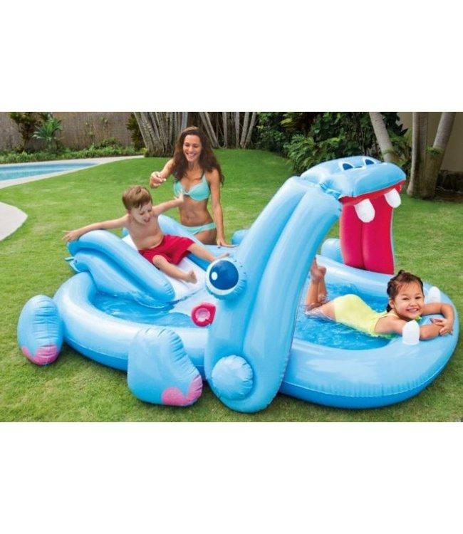 Intex Intex Hippo Water Play Center 221x188x86 cm