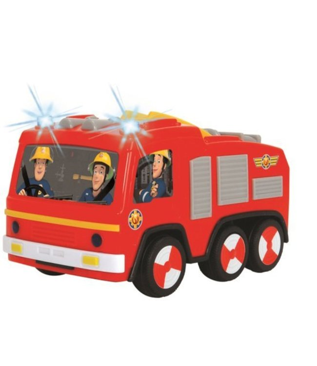 Simba Brandweerman Sam RC Brandweer Jupiter