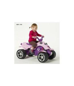 Falk Falk Princess Quad Trapauto 3-7 jaar