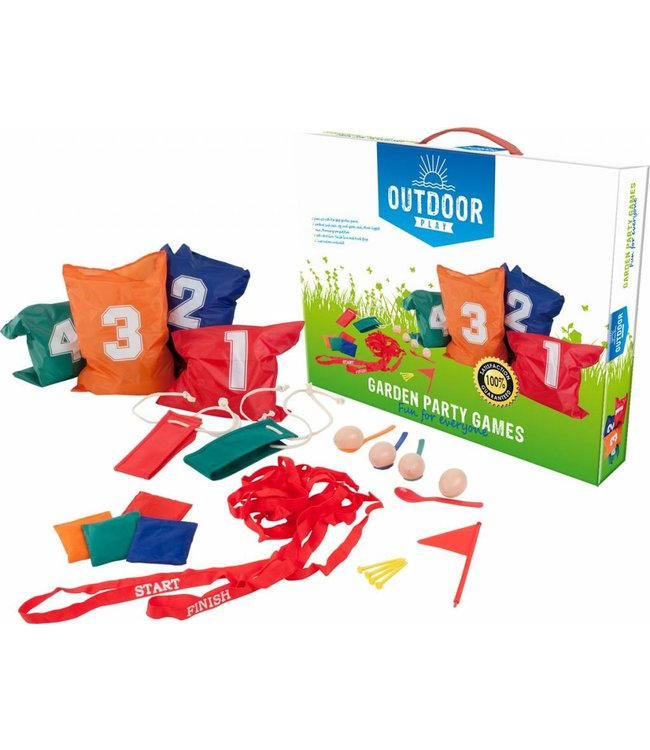 Outdoor Play Outdoor Play Garden Party Game