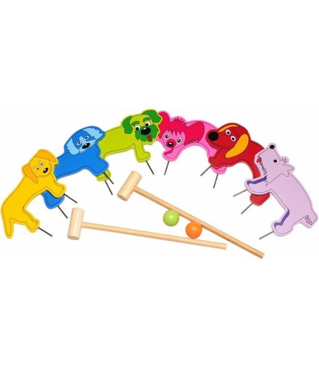 Buitenspeel Buitenspeel Croquet Junior