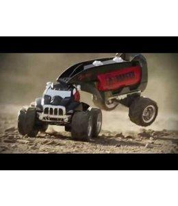 Basic RC Jacknife 4x4 Stunt Truck met Aanhanger 1:10