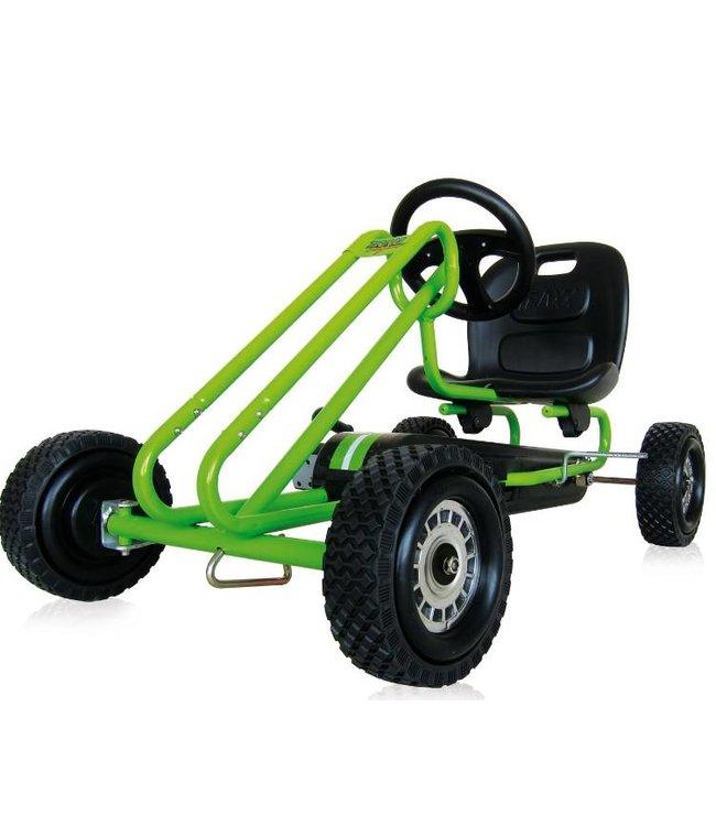 Hauck Hauck Go-Kart Lightning Groen 4-8 jaar