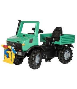 Rolly Toys RollyUnimog Forst Winterdienst met Lier