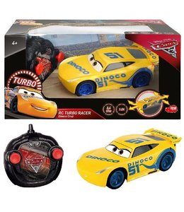 Dickie Disney Cars 3 RC Cruz Ramirez Turbo 17cm
