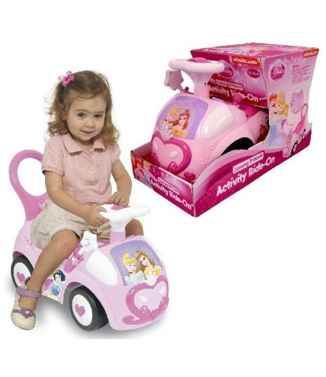 Disney Princess Disney Princess Activity Ride-On