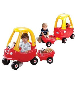 Little Tikes Little Tikes Cozy Coupe Trailer Rood