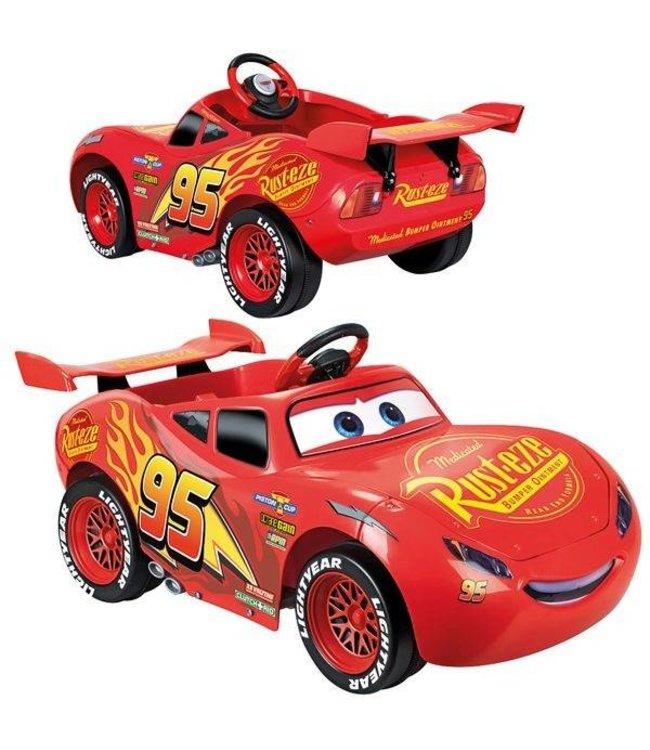 Feber Feber Cars 3 Elektrische Lightning McQueen Auto 6V