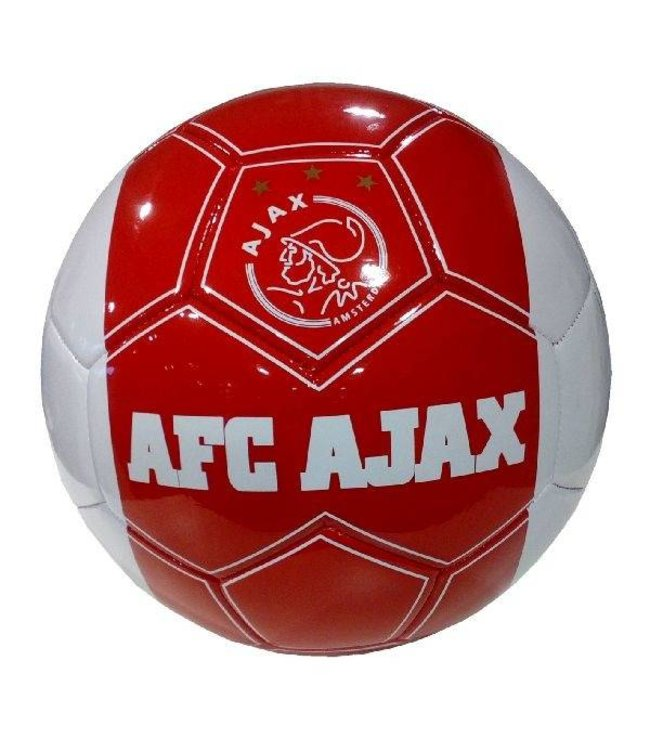 Basic Ajax Voetbal Rode Baan Maat 5