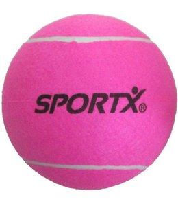 SportX SportX Jumbo Tennisbal Xl Roze