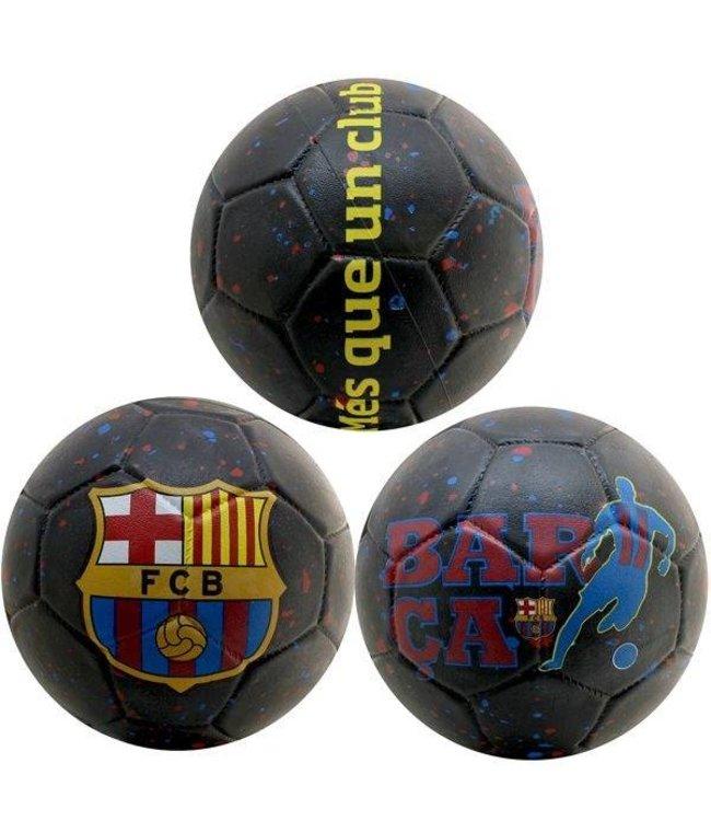 Basic Barcelona Straatvoetbal Zwart