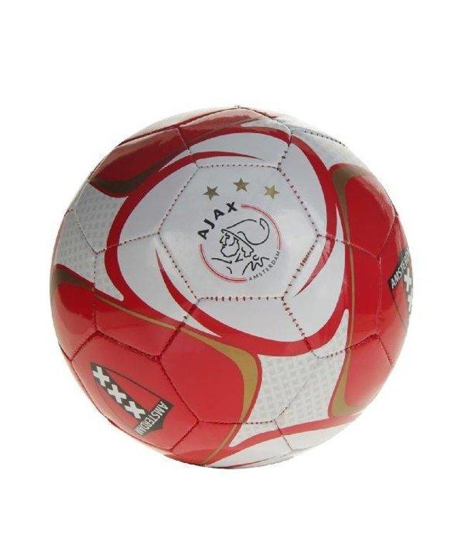 Basic Ajax Mini Voetbal 14cm