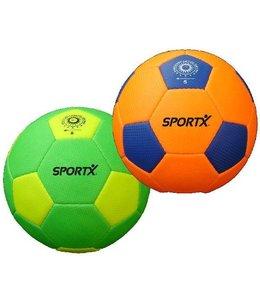 SportX SportX Soccer Beach Ball 280gr 21cm Assorti