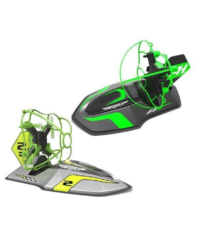 Air Hogs Air Hogs Hyper Drift 2in1 Drone Groen
