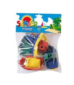 Summertime Summertime Bootjes 4 Stuks