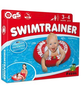 Freds Swim Academy Freds Swimtrainer Classic Rood 0-4 jaar 6-18 kilo