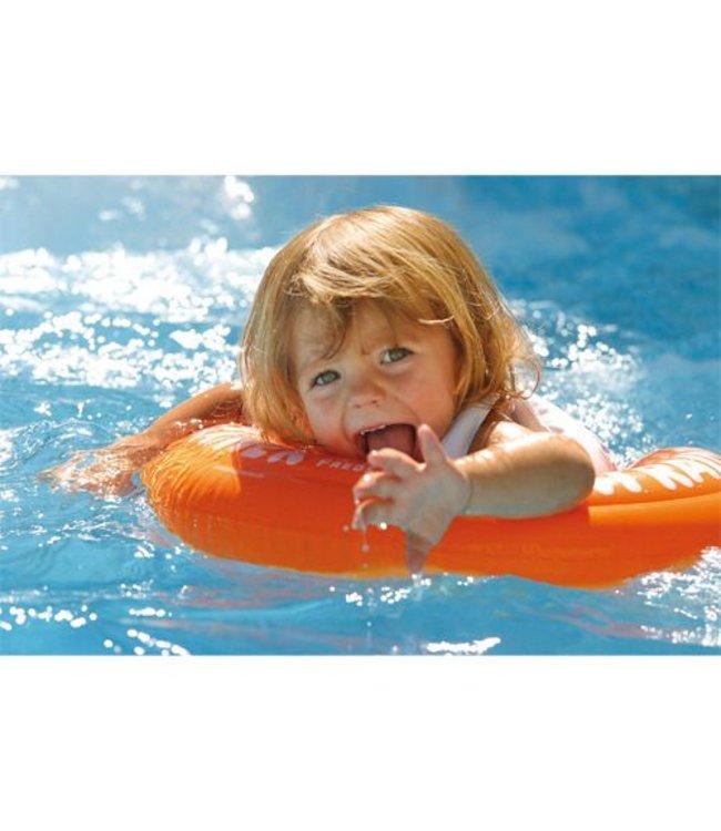 Freds Swim Academy Freds Swimtrainer Classic Oranje 2-6 jaar 15-30 kilo