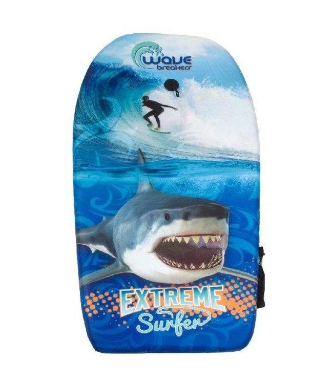 Basic Bodyboard Shark 83cm