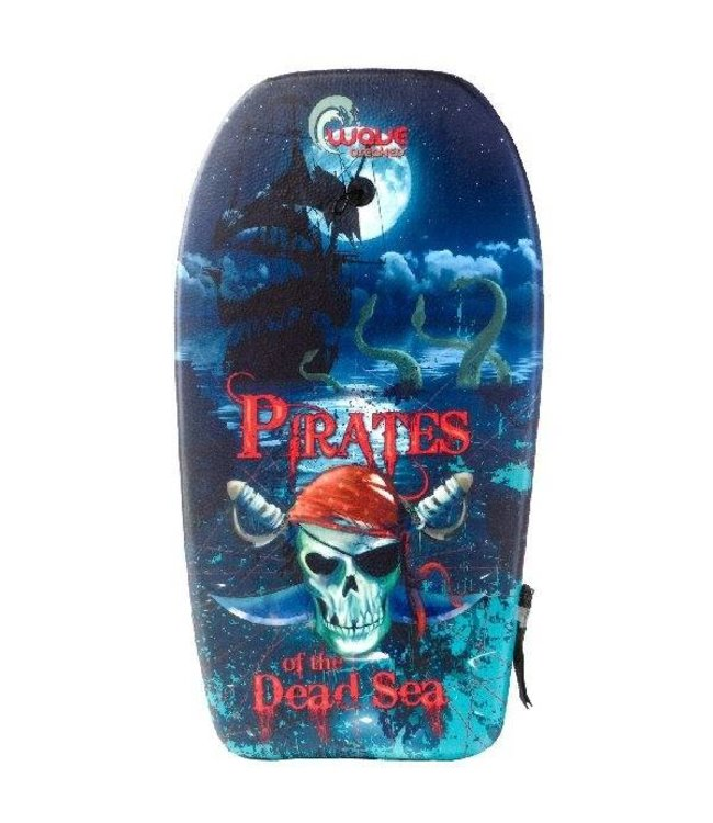 Basic Bodyboard Pirates 83cm